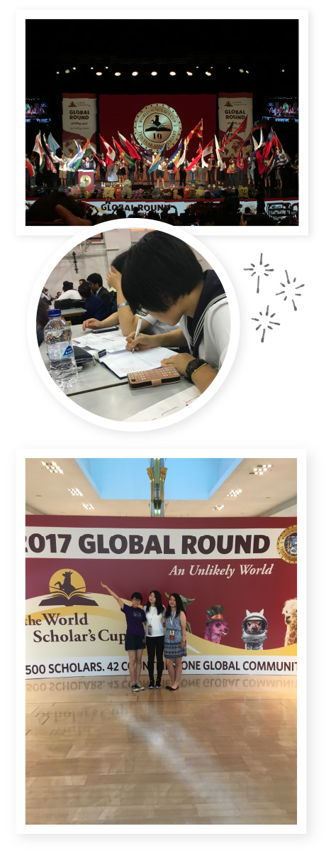 World Scholar's Cup Athens Round 結果報告